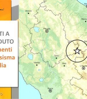 area sisma